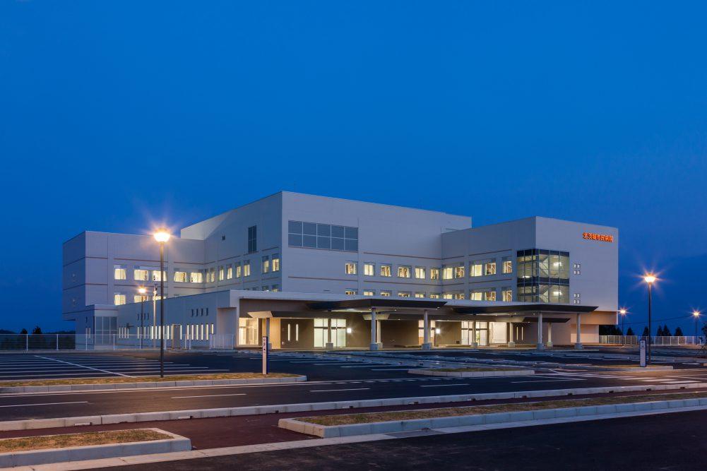 北茨城市立総合病院