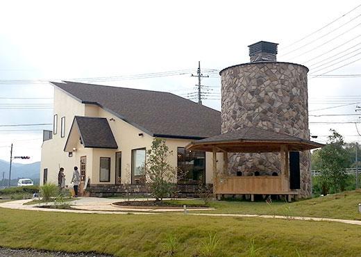 森の石窯パン屋さん