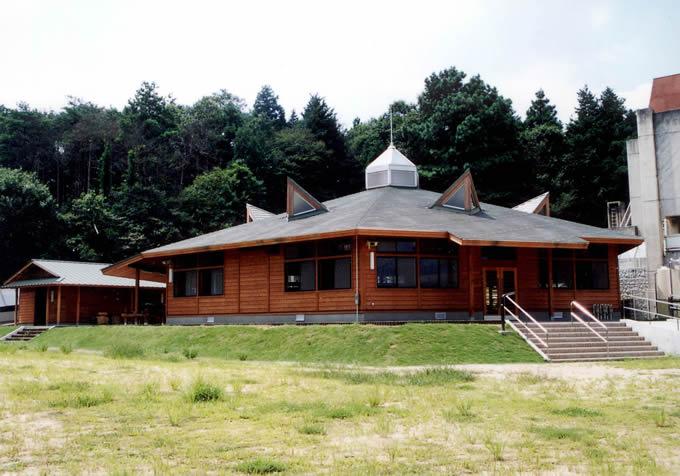 水戸市少年自然の家 創作のやかた